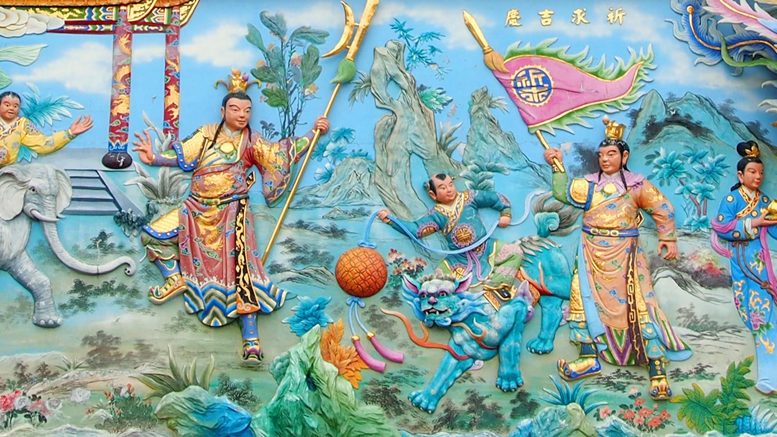 Artstation taiwan temples  0002 lyraina taiwan  0005 6