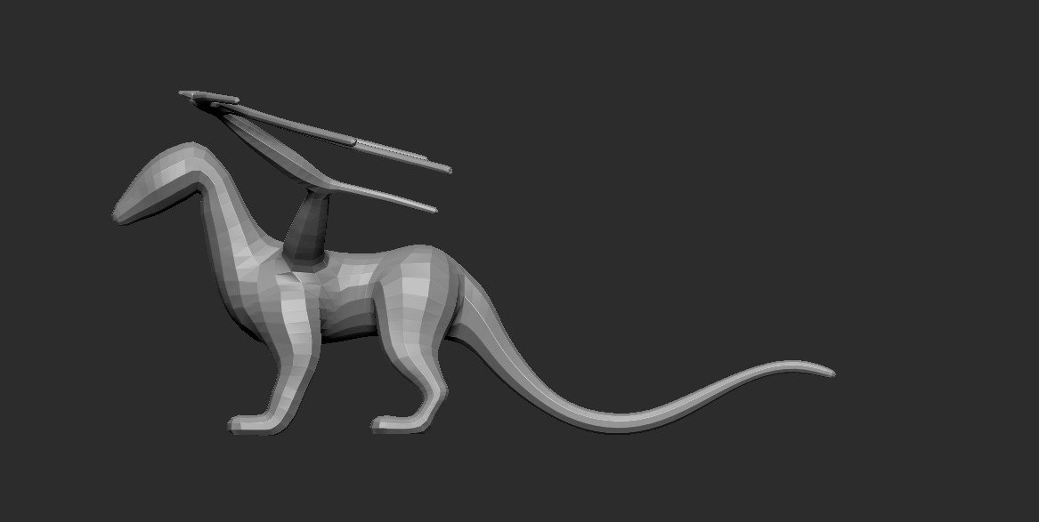 Dragon original1