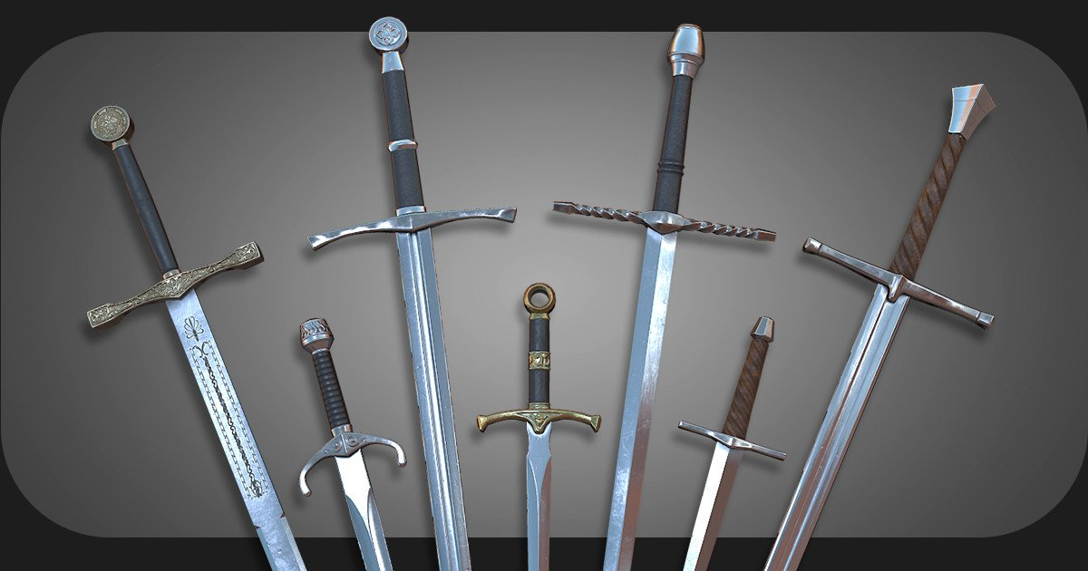 Swords as social