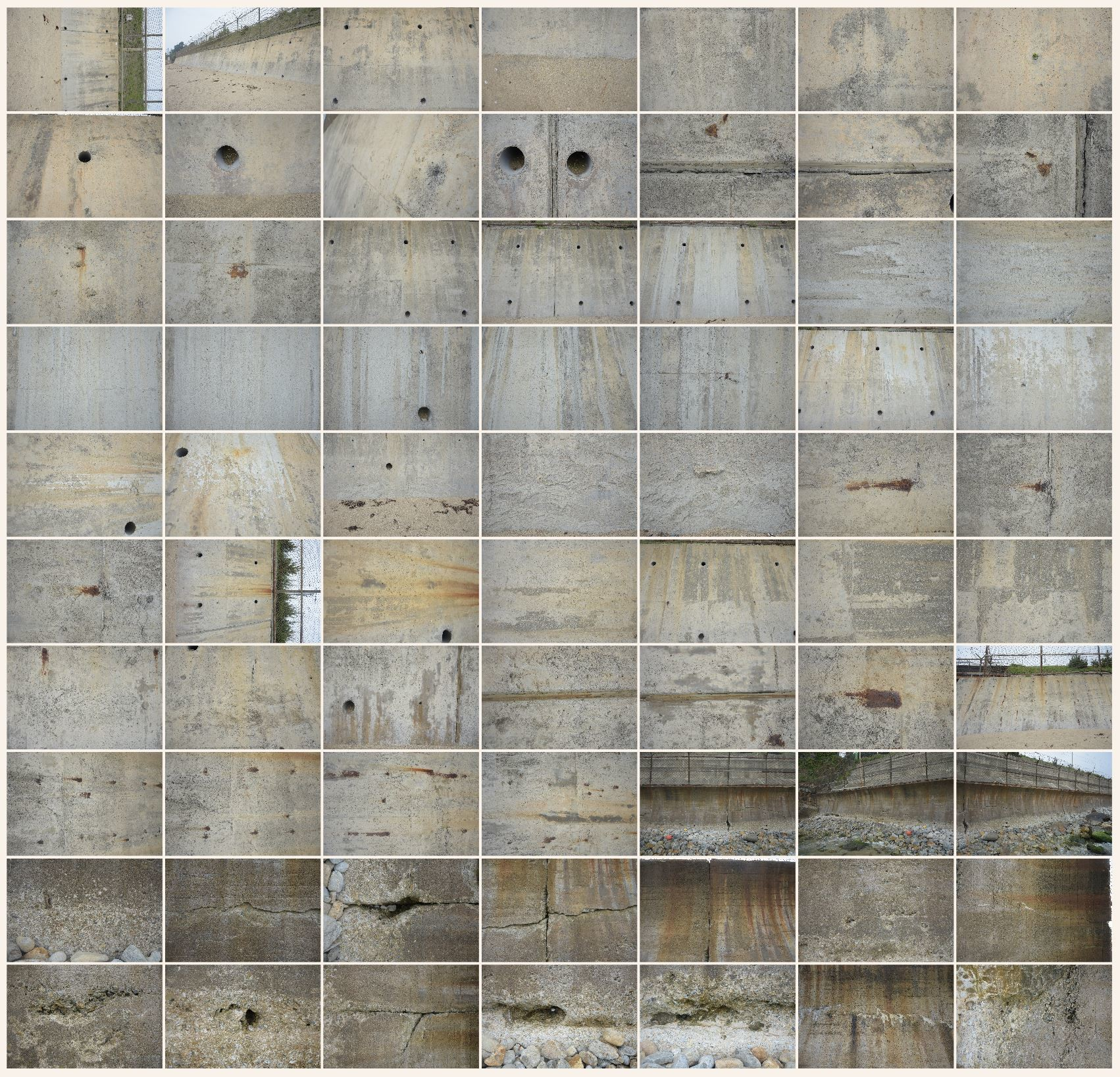 Texture reference pack concrete wall 1