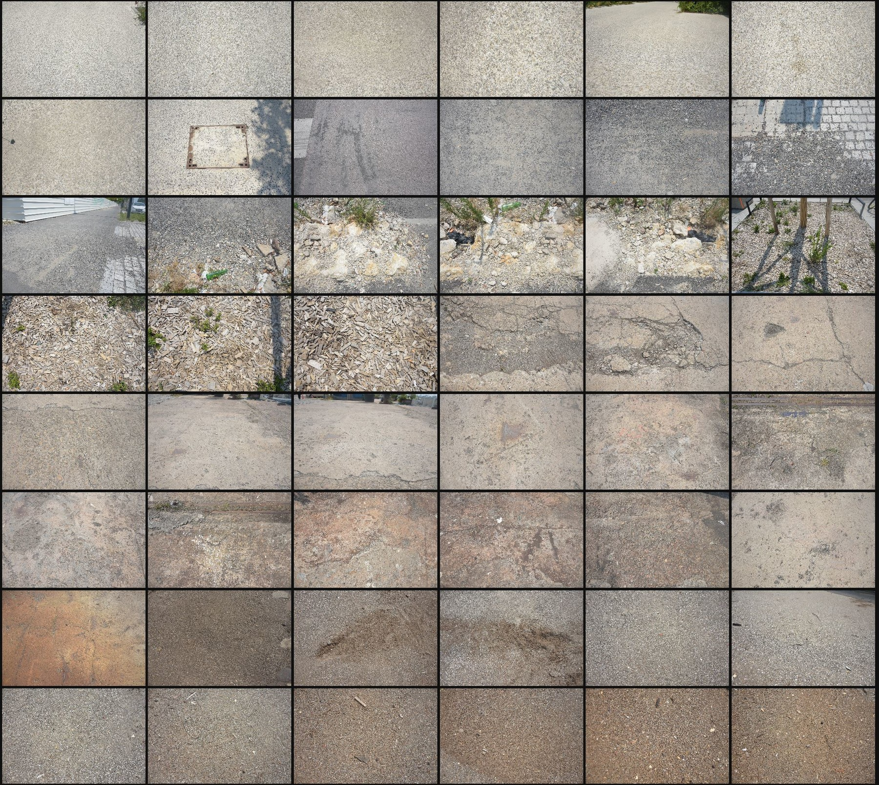 Texture reference pack grounds 1