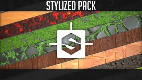 Stylized Substance Pack