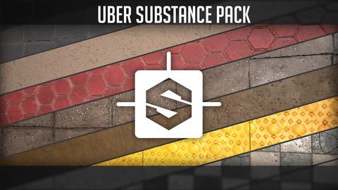 Uber Substance Pack