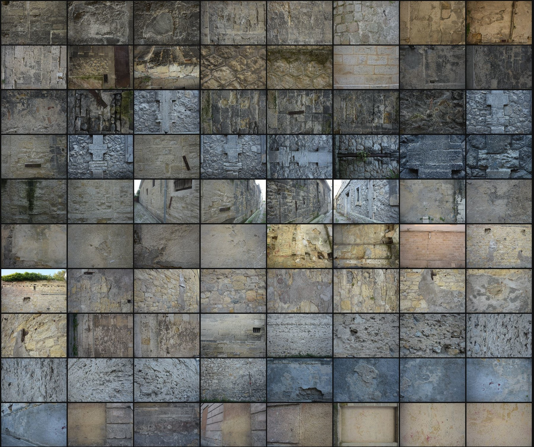 Texture reference pack walls volume2 8