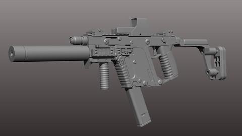 Kriss Vector 9mm