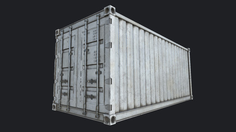 Cargo Containers PBR