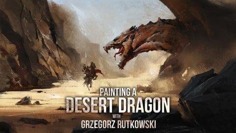 Desert Dragon demo