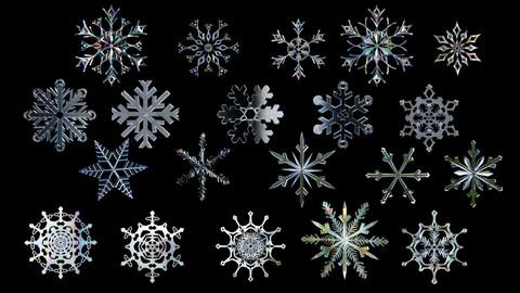 Snowflake Asset Pack