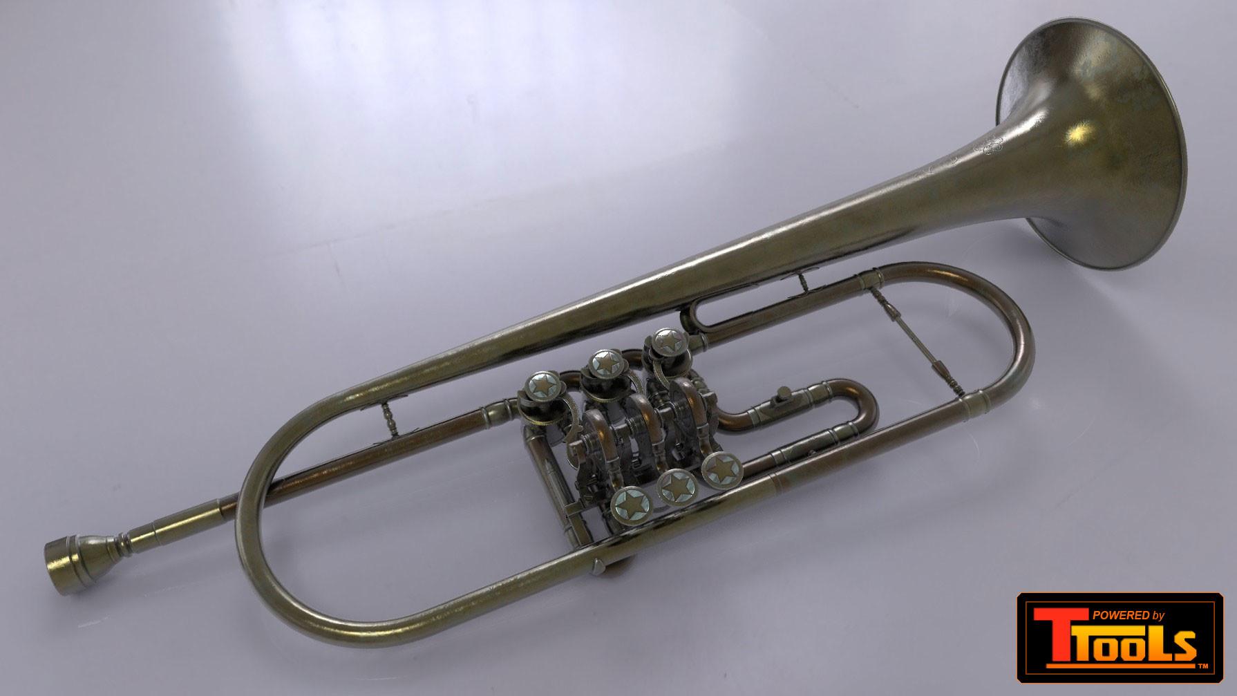 Ttools trumpet