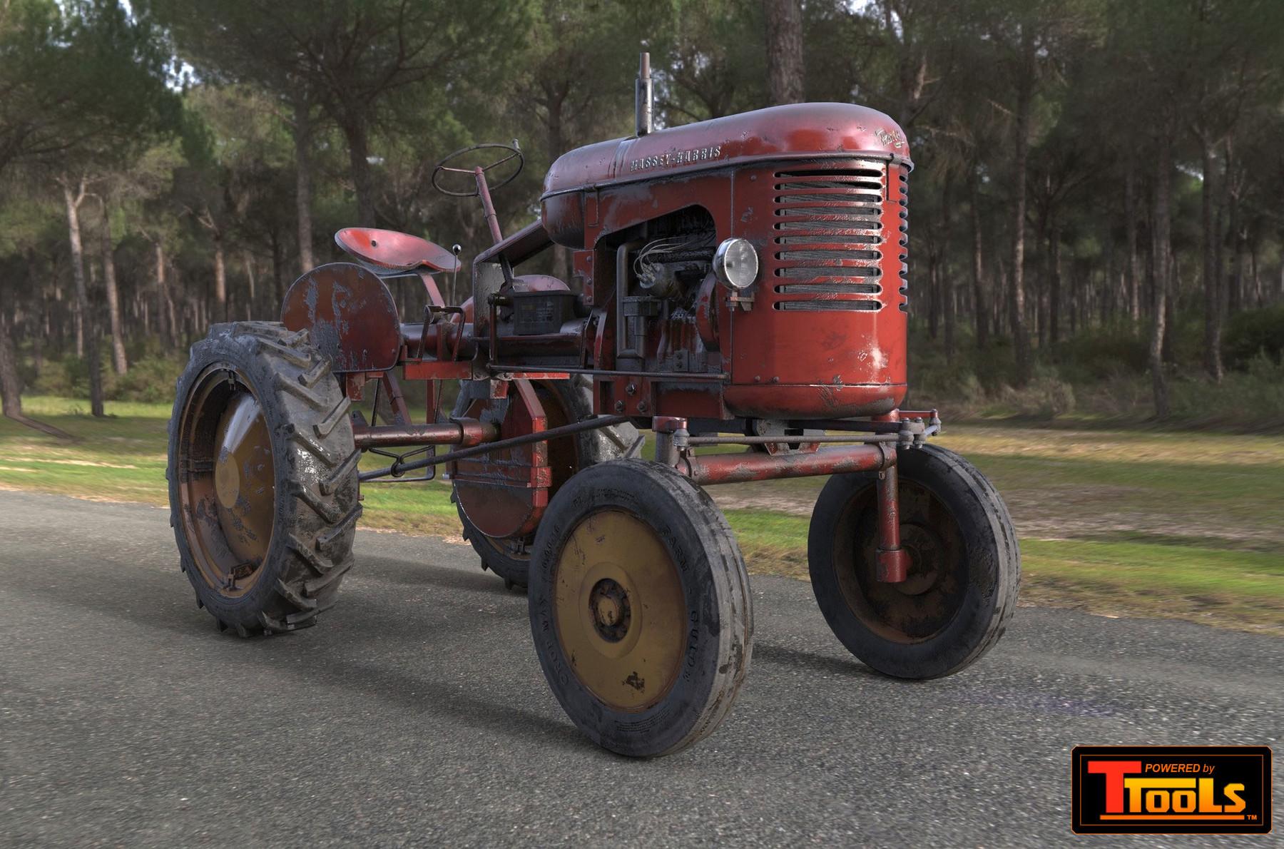 Ttools tractor