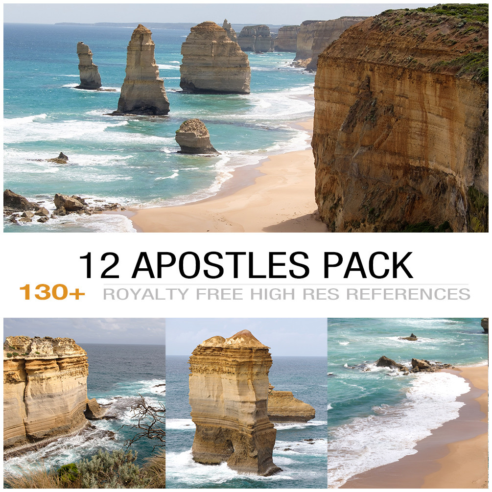 12 apostles cover