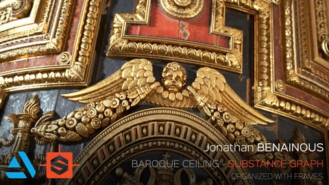 Substance - Baroque Ceiling