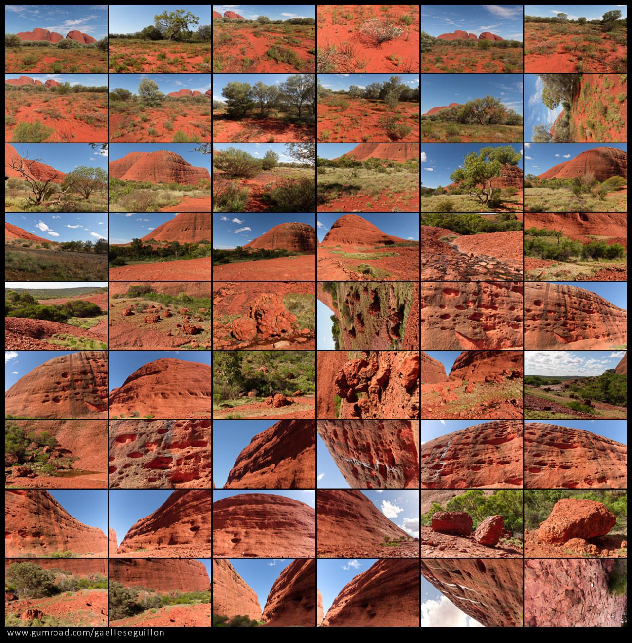 Australian desert preview 1