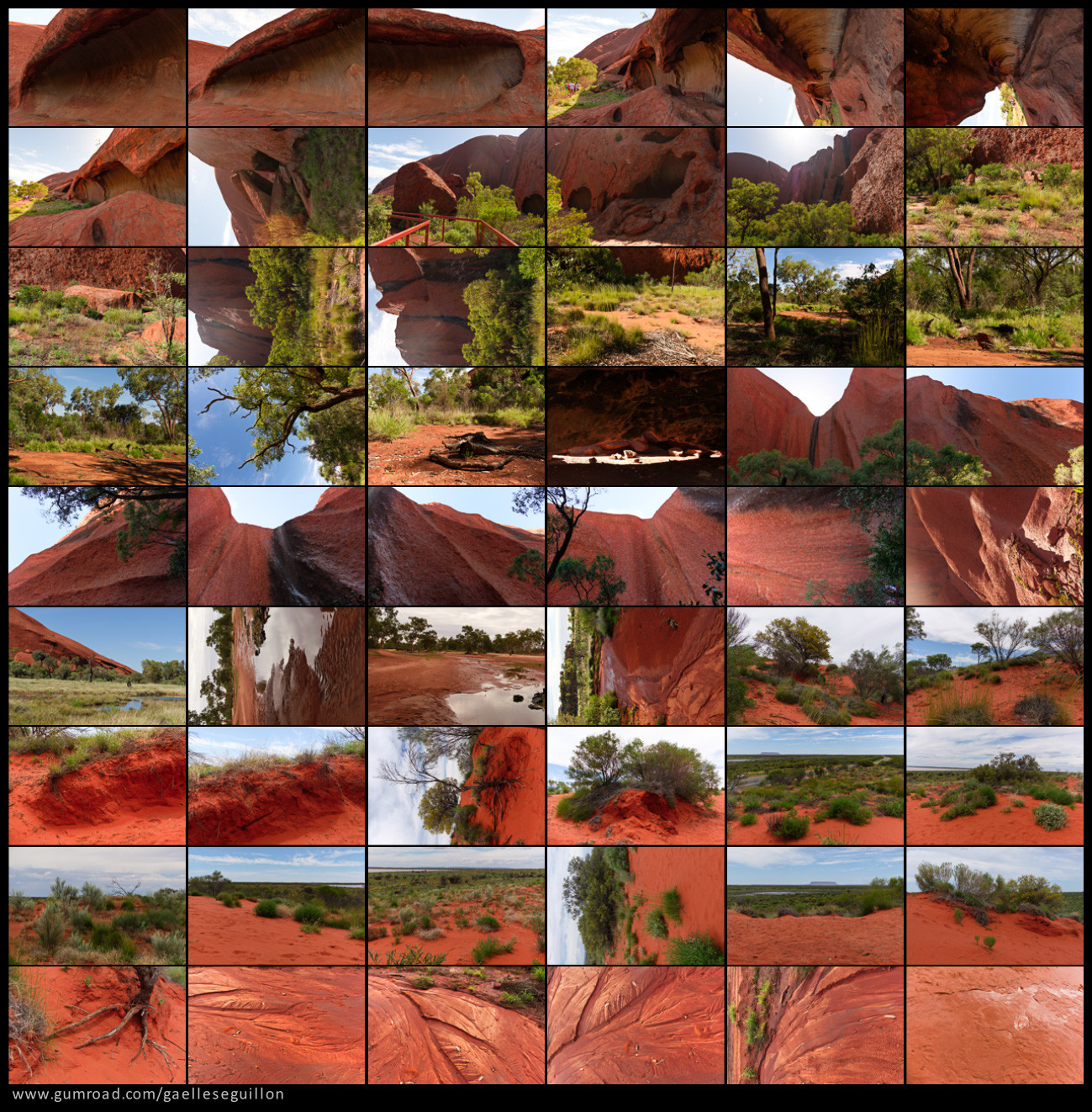 Australian desert preview 5