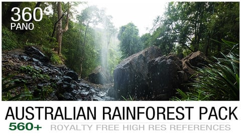 Australian rainforest cover2