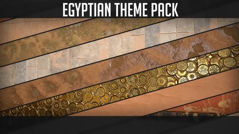 Egyptian Themed Pack