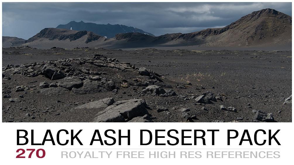 Black ash desert cover2