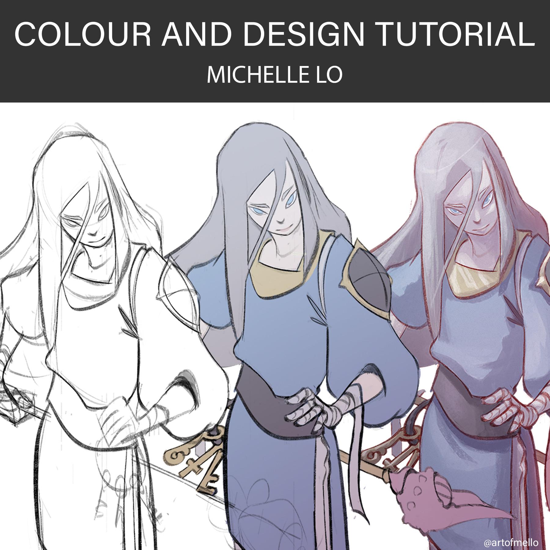 Tutorial colourdesign cover