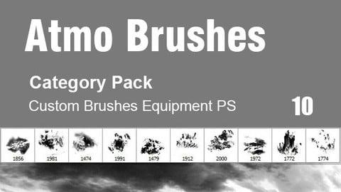 Atmo Brushes - Category Brushes for Photoshop