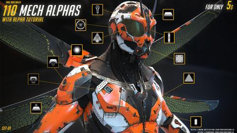 110 Mech Alphas