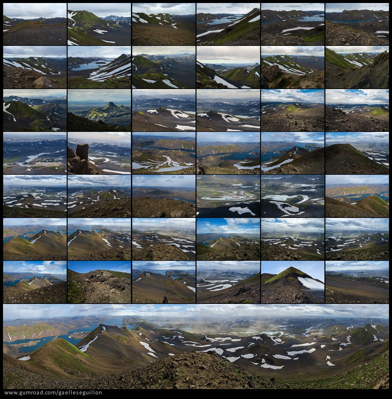 Iceland landscape preview 3