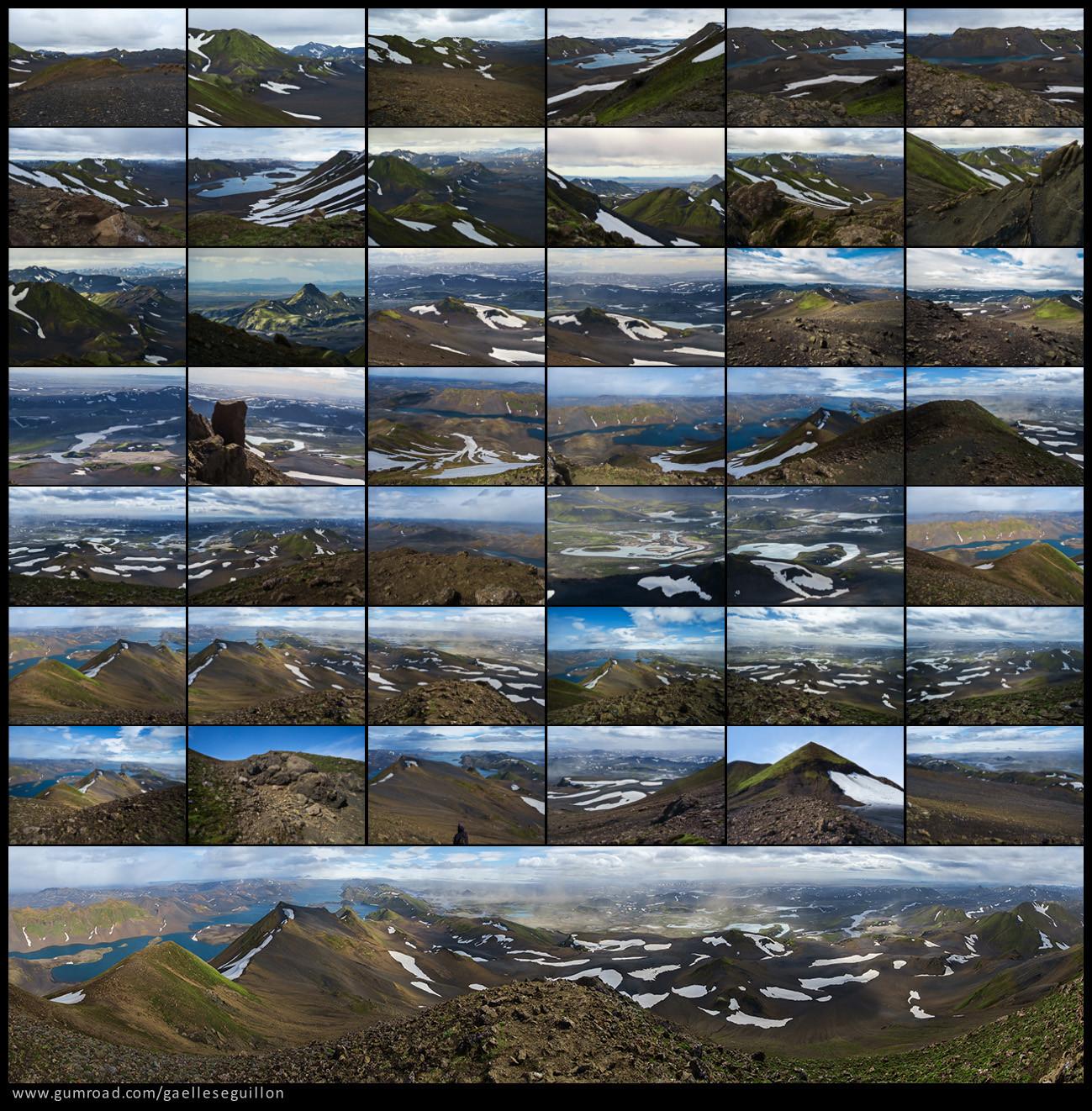 Iceland landscape preview 3