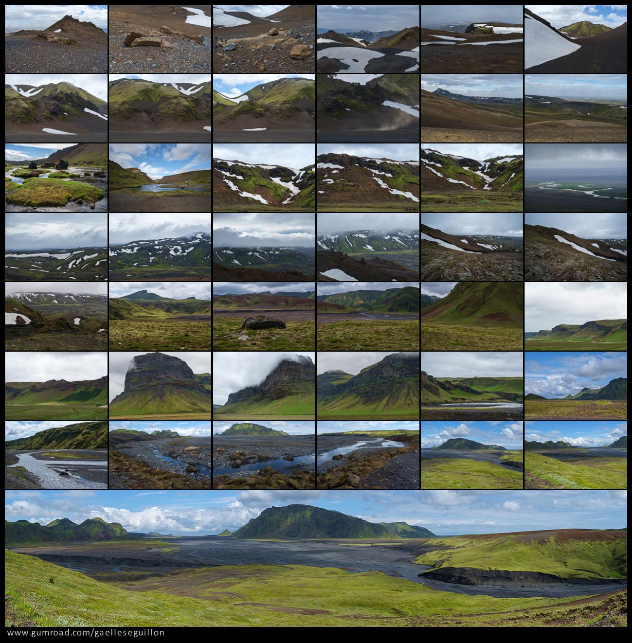 Iceland landscape preview 4