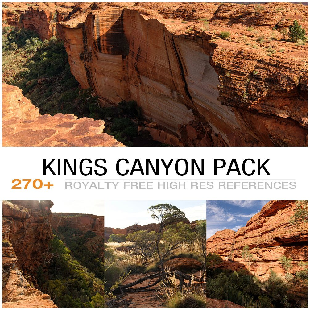 Kings canyon cover
