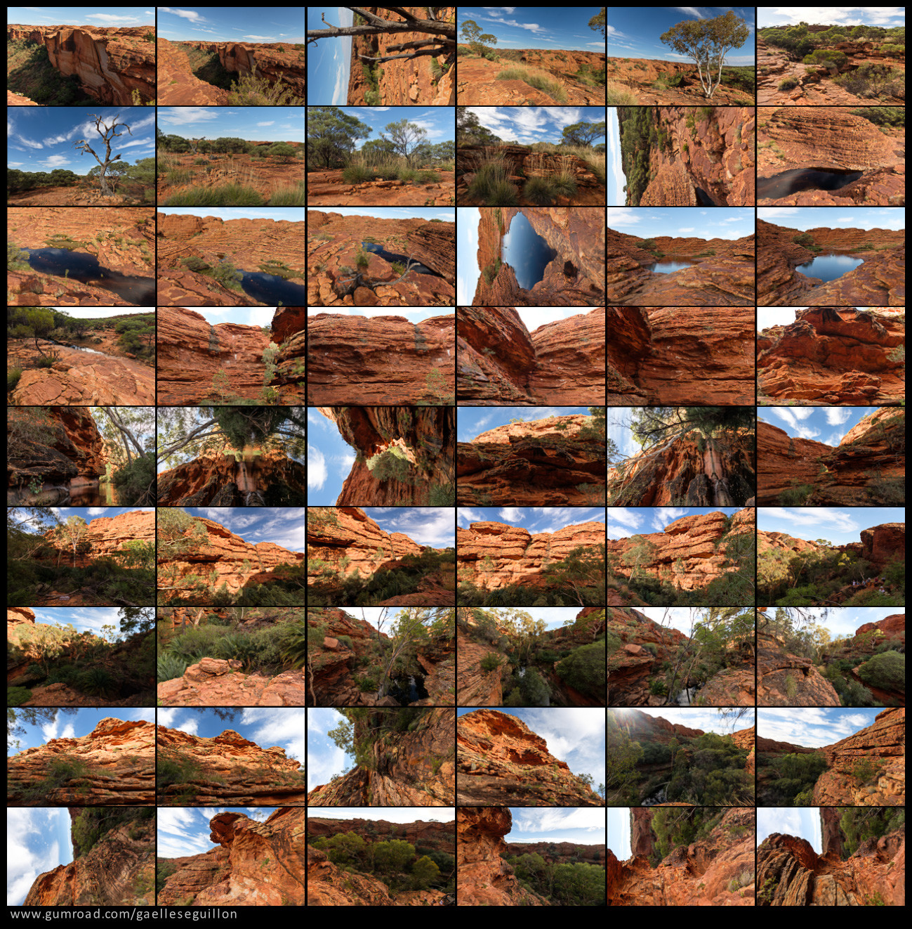 Kings canyon preview 2