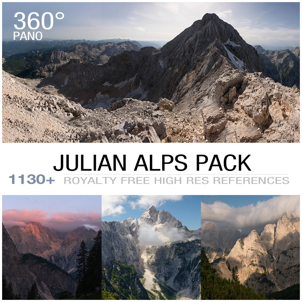 Julian alps cover