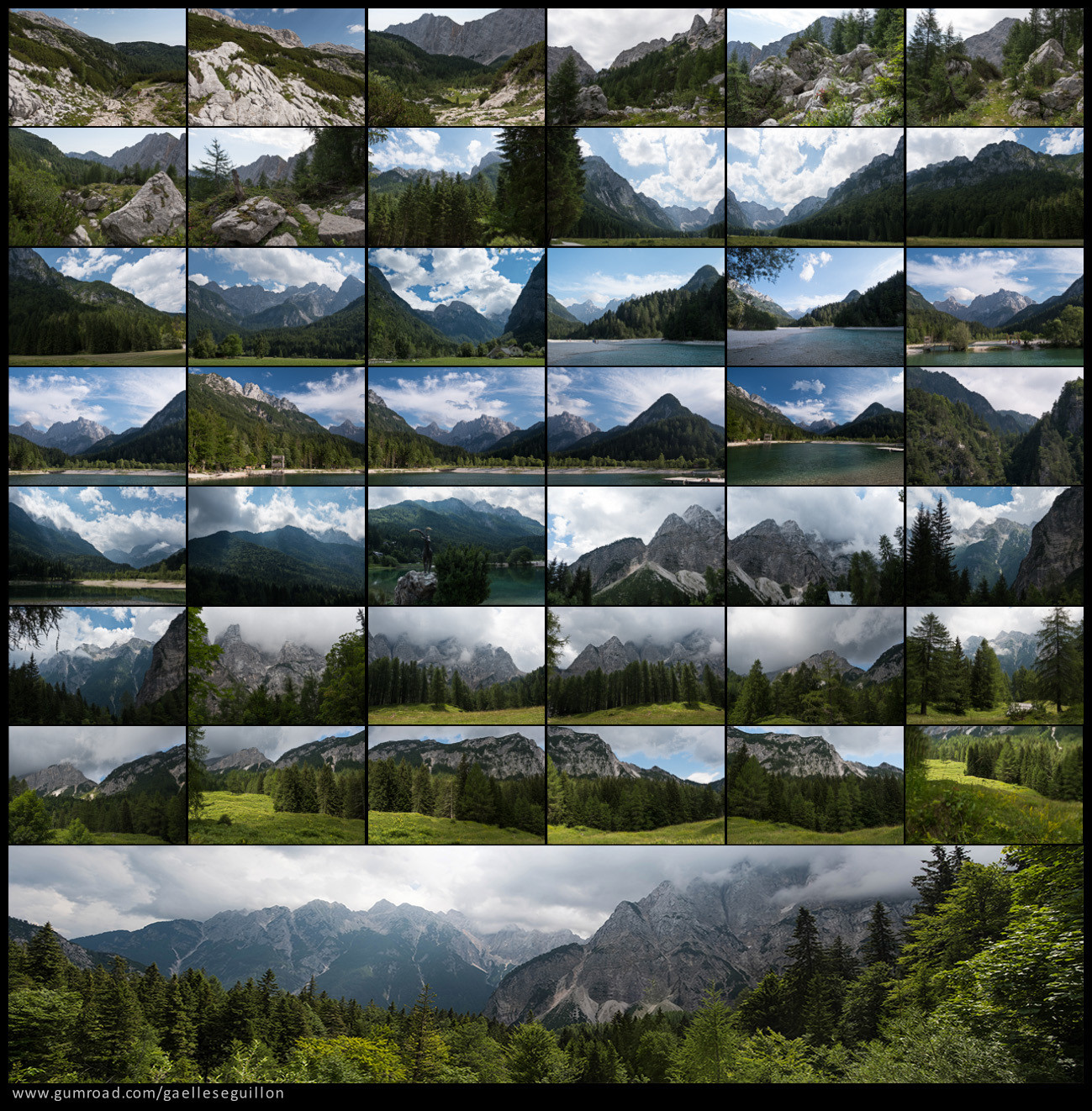 Julian alps preview 4