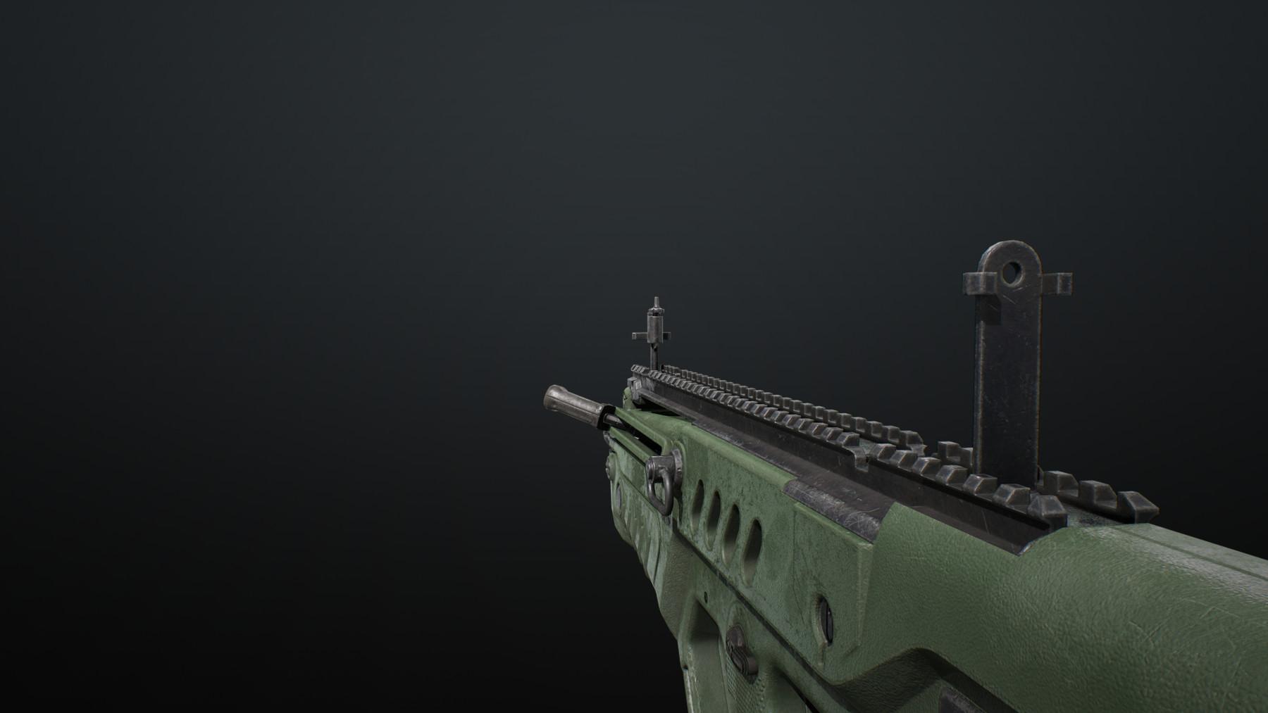 Sbg ar556 fps