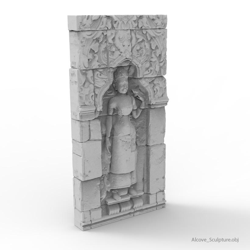 Alcove sculpture