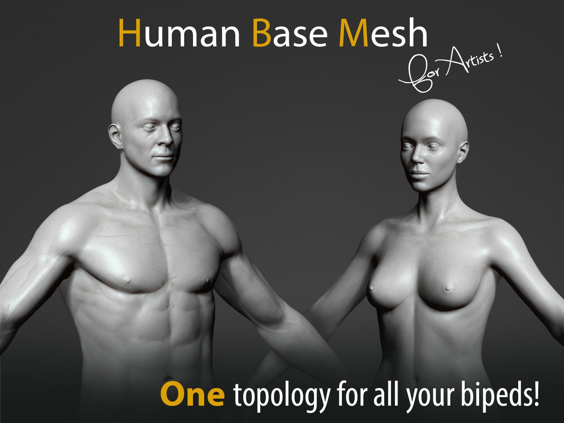 Human bm cover