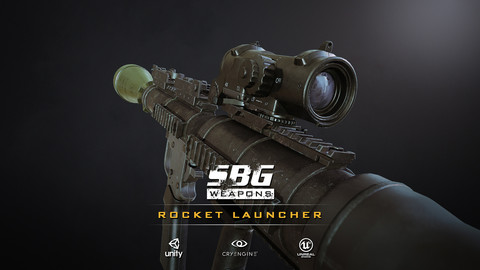 Rocket launcher cover16 9