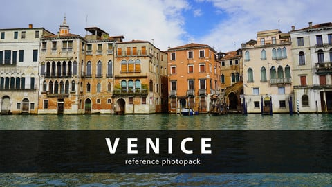 Walk through Venice (photopack)