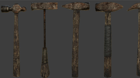 Blacksmith Hammer set