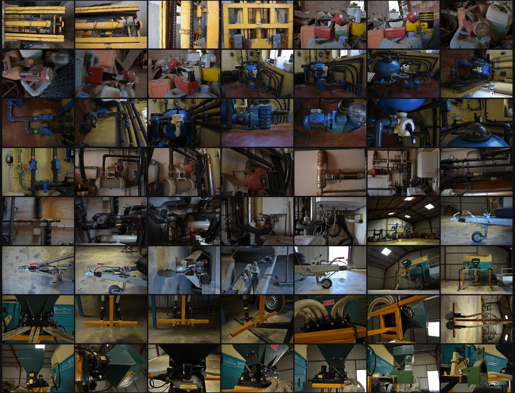 Photo reference pack hardsurface 2