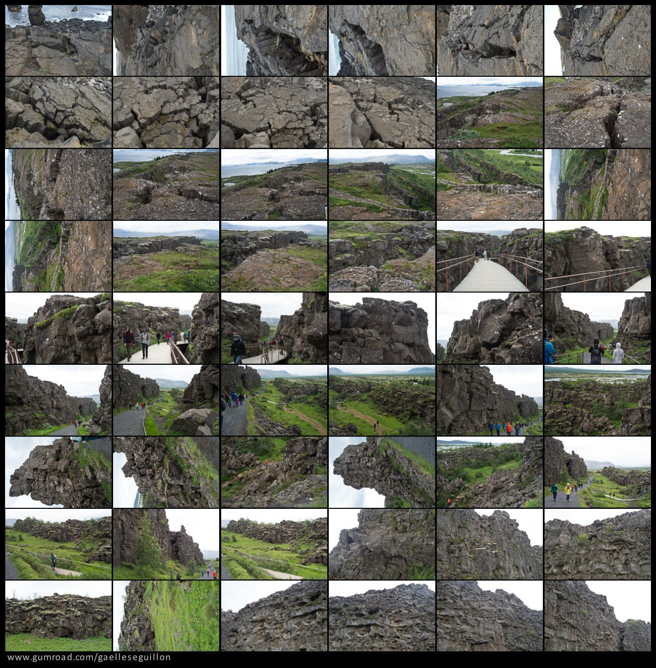 Rocky cliffs 2