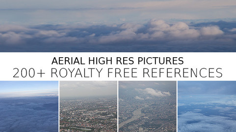 Aerial Reference Pack 1