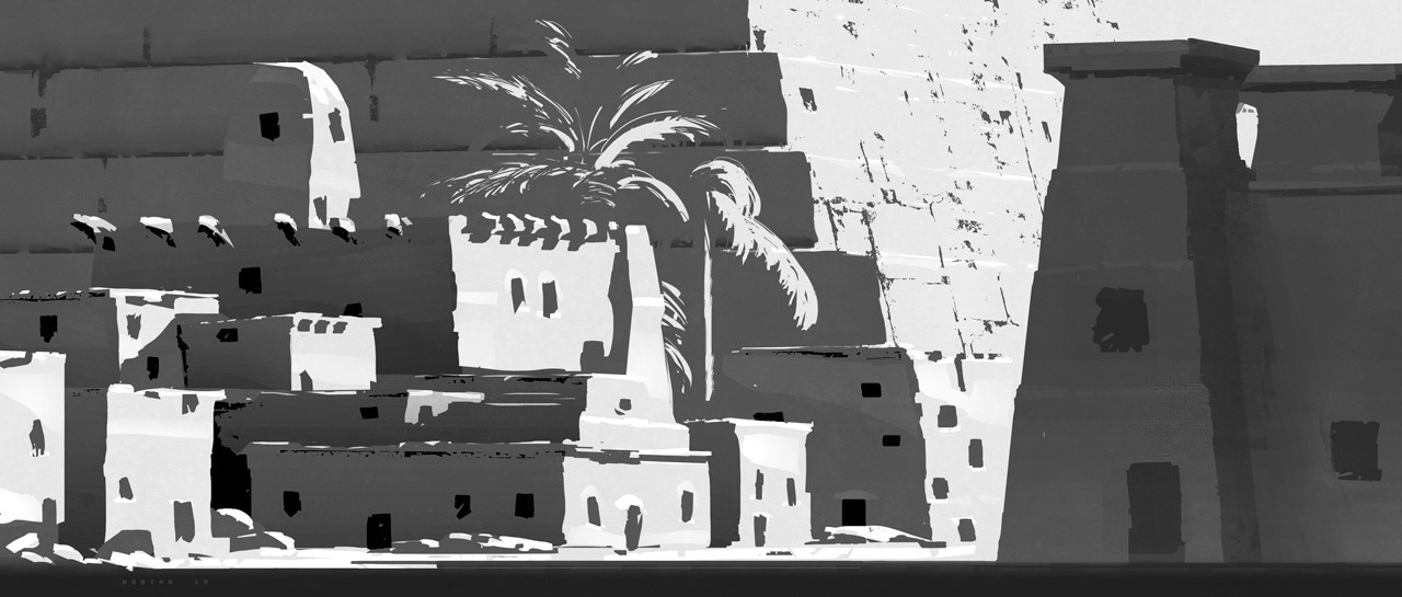 Designing architecture in 2d wip 02