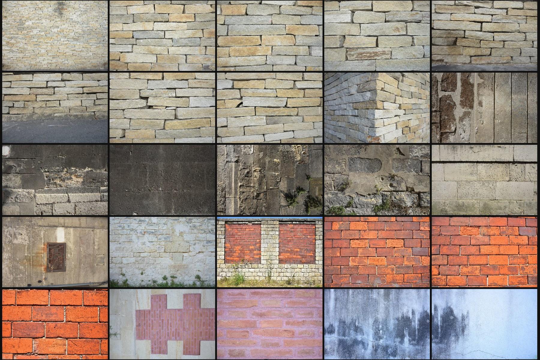 Texture pack walls volume4 1