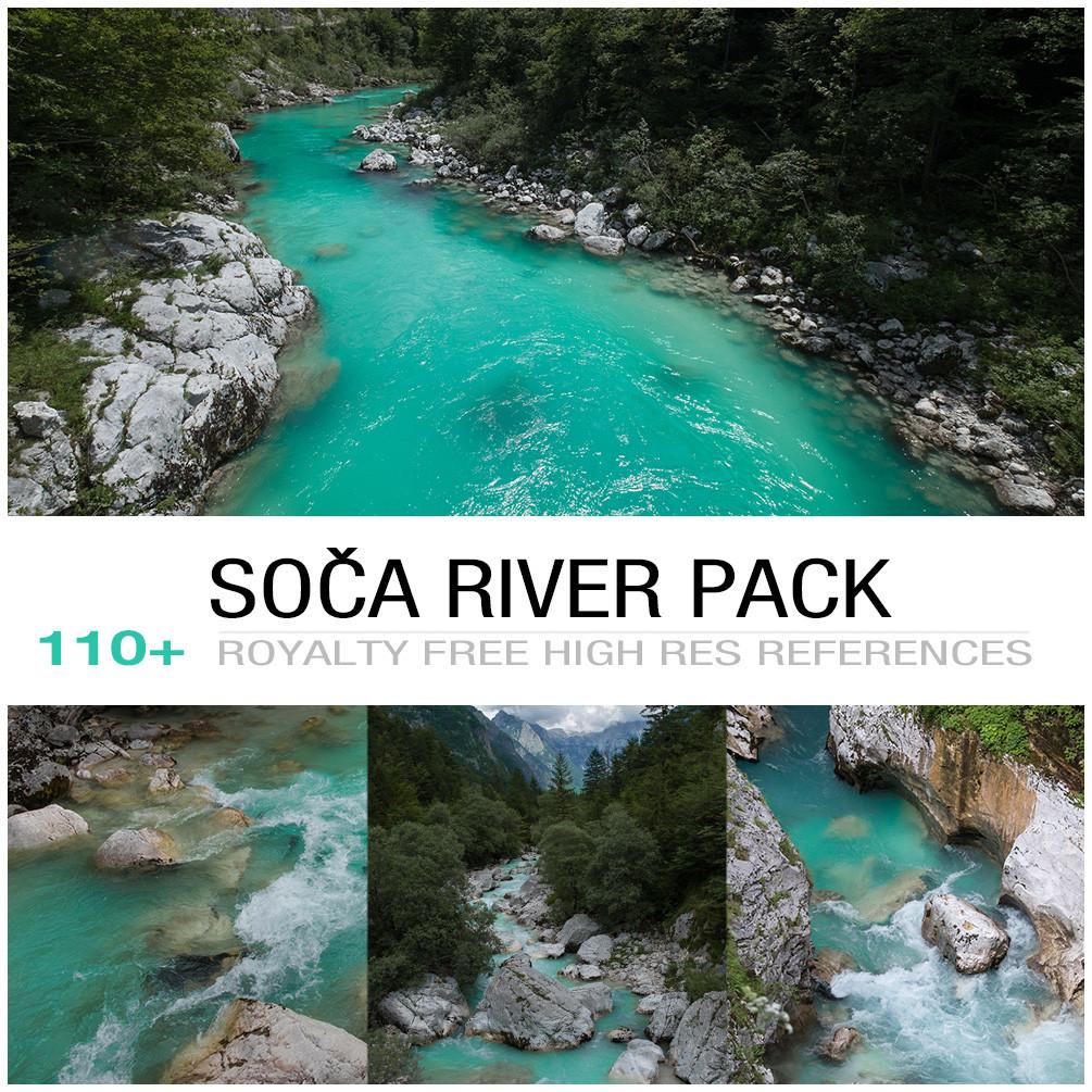 Soca river cover
