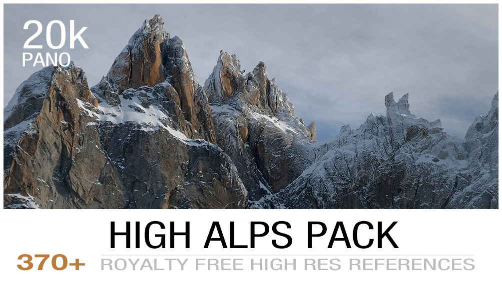 High alps cover2