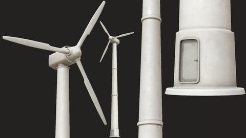 Wind Turbine PBR