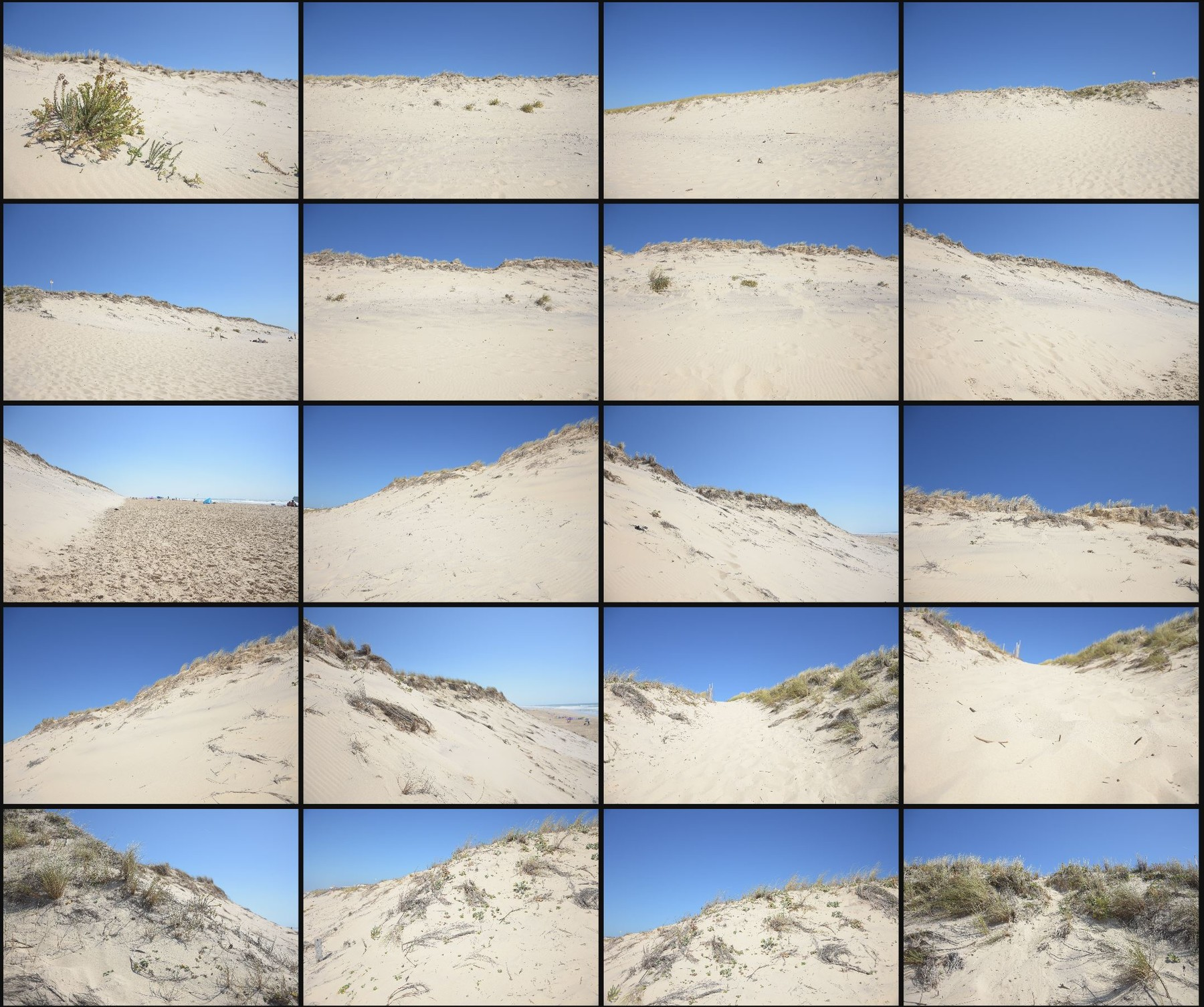 Psd photo reference pack sand dunes 12
