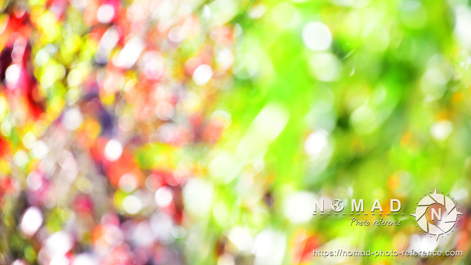 Texture pack abstract bokeh volume 1 nature 03