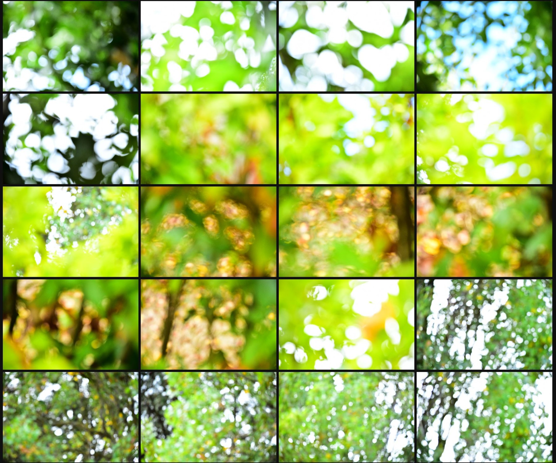 Texture pack abstract bokeh volume 1 nature 11
