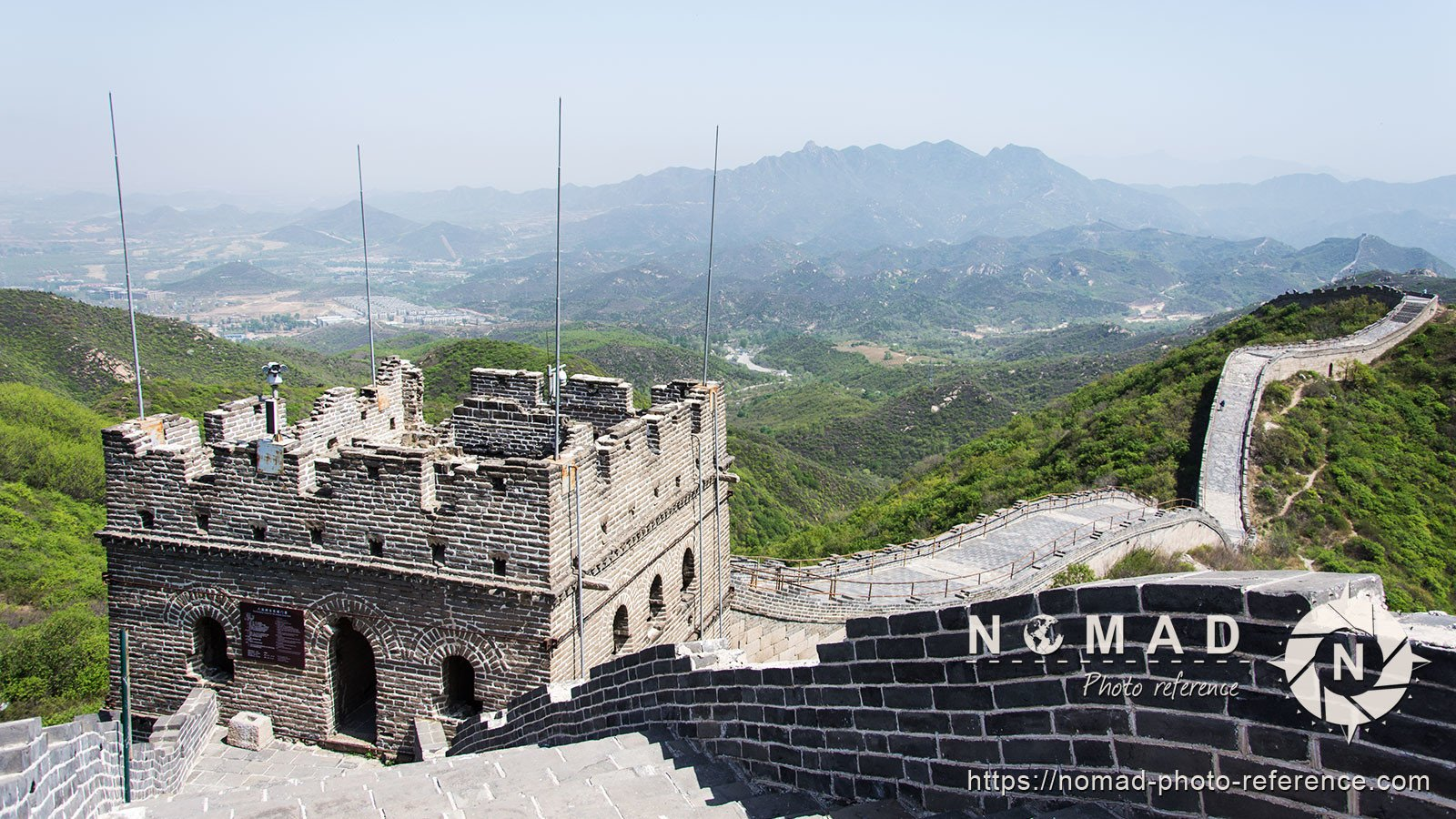 Photo reference pack china great wall 10