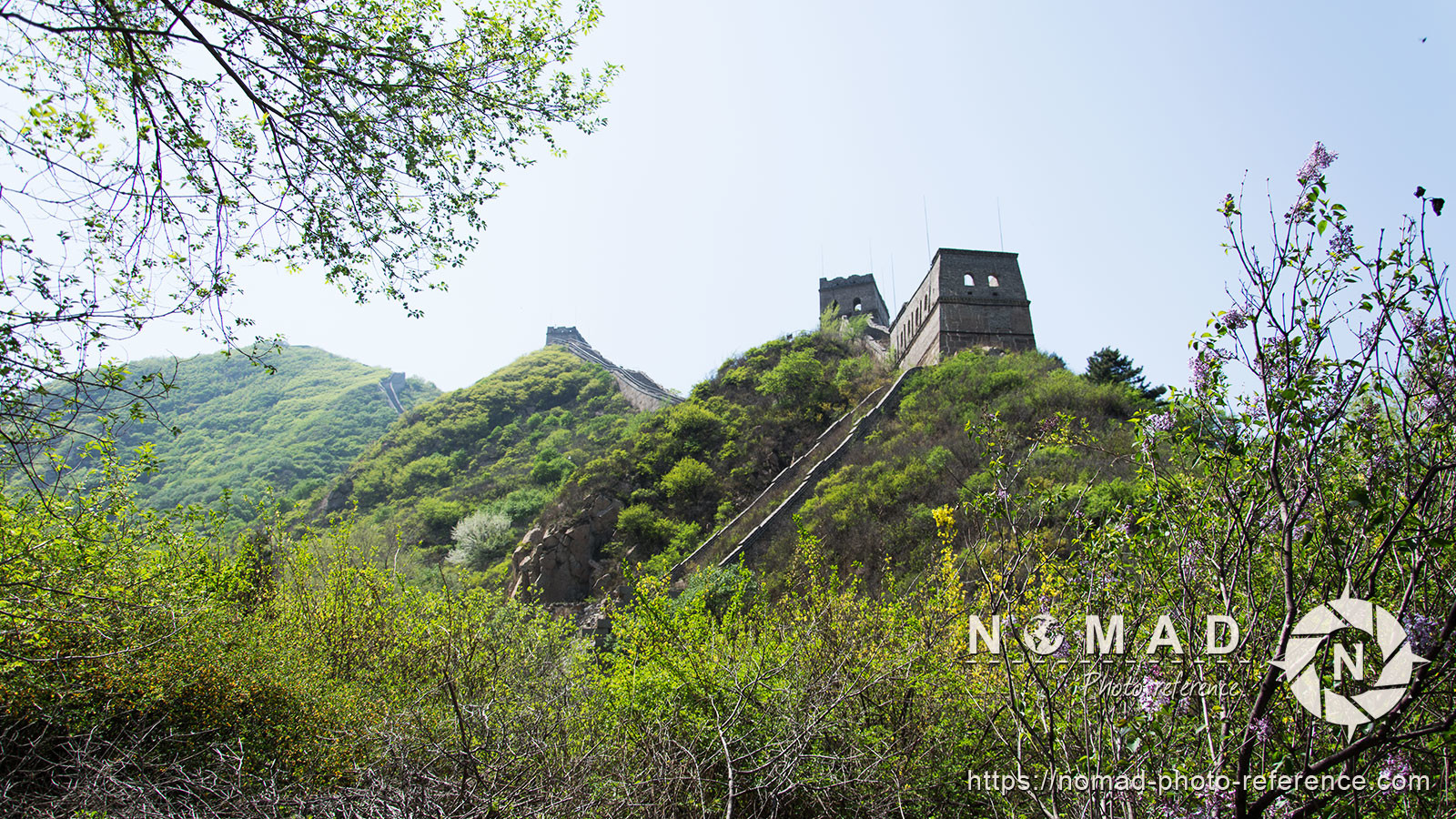 Photo reference pack china great wall 14
